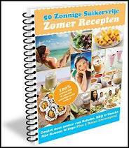 50 zonnige suikervrije zomer recepten
