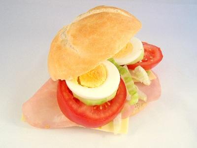 Kaiserbroodje-gezond